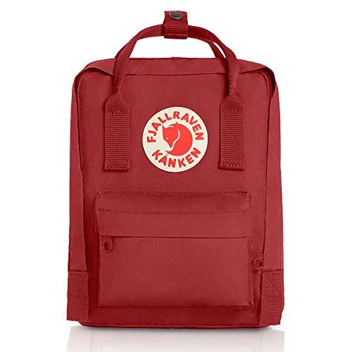 Fjallraven Kanken Mini Daypack, Deep Red