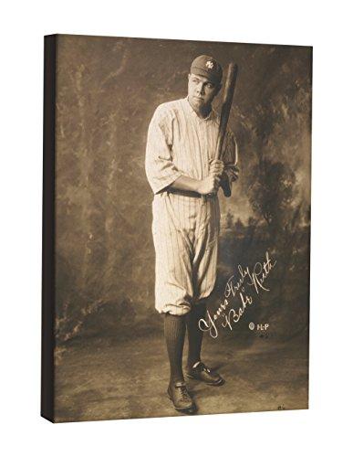 Jp London Cnv2302 Babe Ruth Red Sox Vintage Baseball