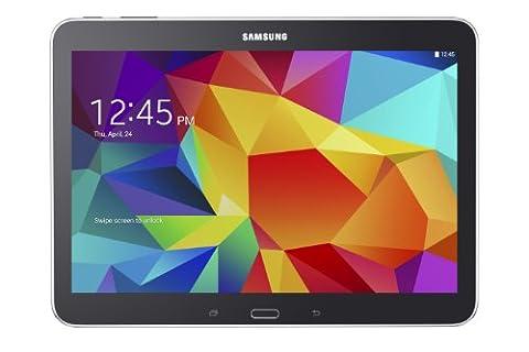 Samsung Galaxy Tab 4 SM-T530NYKAXAR 10.1-Inch 16GB (Black) (Tablet Samsung Tab4 10)