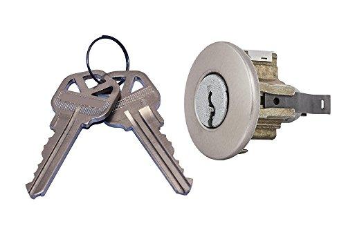 kwikset door knobs silver - 7