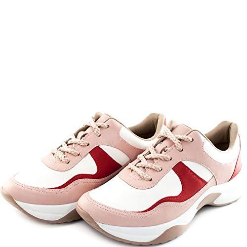 4fb94efd14 Tênis Dad Sneaker Feminino Dakota G0571  Amazon.com.br  Amazon Moda