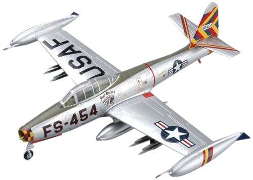 easy-model-f-84g-thunder-jet-four-queens-olie-flown-by-joe-davis-58-fbg-base-taegu-summer-1953-die-c