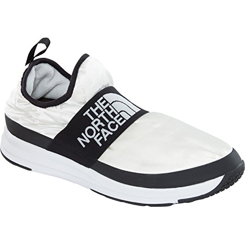 THE NORTH FACE NSE Tractn Moc Lt II, Zapatillas de Senderismo Unisex Adulto Blanco (White/Black)
