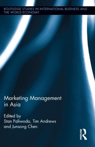 Marketing Management in Asia. (Routledge Studies in International Business and the World Economy) by Brand: Routledge