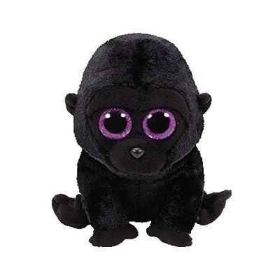 Ty Beanie Boos Plush - George The Gorilla: Toys & Games