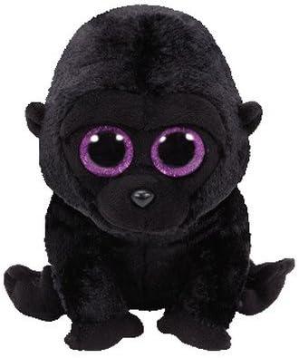 TY- Peluche, juguete, Color negro, 15 cm (United Labels Ibérica 37222TY) , color/modelo surtido