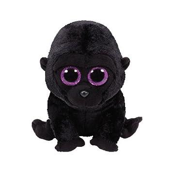 Amazon.com  Ty Beanie Boos Plush - George The Gorilla  Toys   Games c8187b48a36