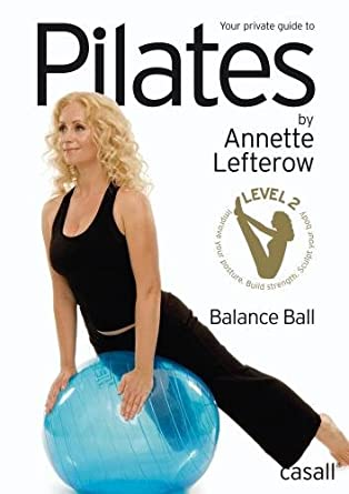Amazon.com: Pilates balance ball by Annette Lefterow (PAL ...