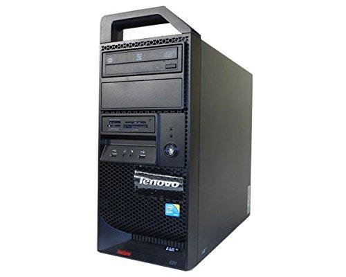 2019公式店舗 Windows7 ThinkStation Lenovo Xeon ThinkStation E20 4222-31J Xeon X3430 2.4GHz Windows7/2GB/250GB/FX380 (NO.9748) B0734G4RZ8, 金沢マル源酒店:4f03a2c6 --- arbimovel.dominiotemporario.com