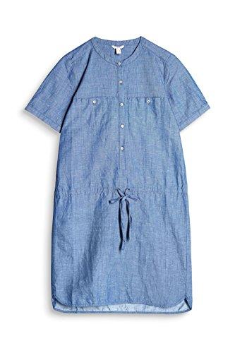 Vestito Donna Blu Blue ESPRIT Lavender 425 dRHZdxz