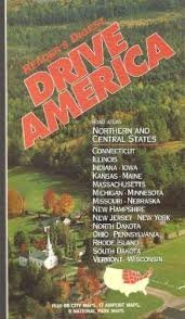 Drive America  Road Atlas Northern And Central States With 66 City Maps  17 Airport Maps   6 National Park Maps