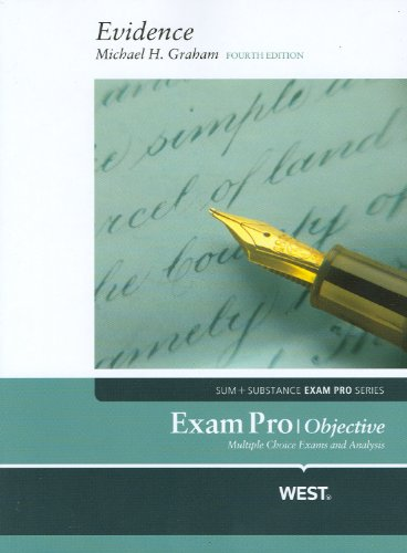 Evidence Exam Pro - Objective, 4th