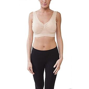Midi Shopping Brassiere Sport Femme Bandeau croisé Dentelle Pas Cher 1026   Amazon.fr  Vêtements et accessoires bf6b06ff986e