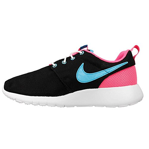 ... Nike Roshe Run, Hi-Top Sneakers fille Noir ...