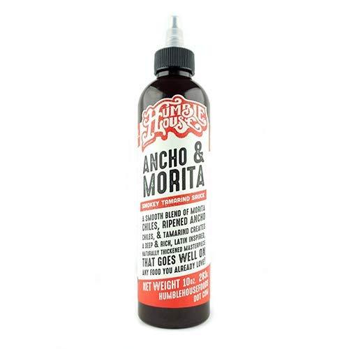 Ancho & Morita Smoky Tamarind Sauce by Humble House (10 fluid ounce) (Original Version) (Original Version)