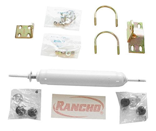Dodge Ramcharger Stabilizer (Rancho RS97355 Steering Stabilizer Kit)