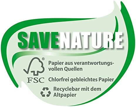 50 Blatt Qualitätspapier/Farbpapier/Kopierpapier A4 HELLBLAU 80g/qm Coloraction