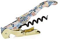 Sacacorchos - Pulltap's Genuine - Slider 900 - Colección Trencadis - Trencadis - Diseño auténtico Barcelona- Sacacorchos profesional- doble palanca - camarero - sommelier - original - fabricado en Esp