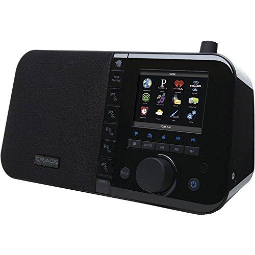 grace-digital-audio-gdi-irc6000-wi-fi-internet-radios-with-35-tft-color-screen-black