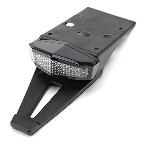 lovely Oumurs Dirt Enduro Bike LED Rear Fender Brake Tail Light Turn