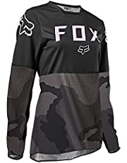 Women's Motorcycle Jersey, Cross-Country Mountain Bike Breathable Cycling Jersey
