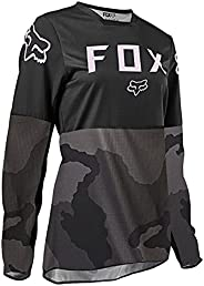 Women's Motorcycle Jersey, Cross-Country Mountain Bike Breathable Cycling Je