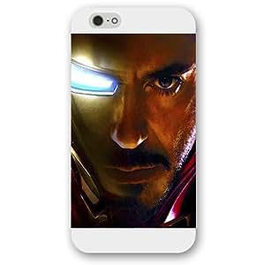 """UniqueBox Customized Marvel Series Case for iPhone 6+ Plus 5.5"""", Marvel Comic Hero Ironman iPhone 6 Plus 5.5 hjbrhga1544"""