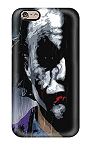 6846508K56105983 Tpu Case Cover For Iphone 6 Strong Protect Case - The Joker Design