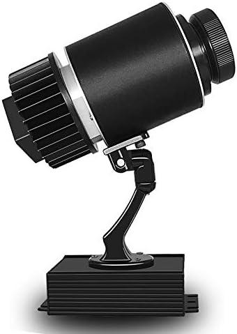 AHWZ Logotipo del GOBO Gobos De Luz LED Proyector De La Lámpara De ...