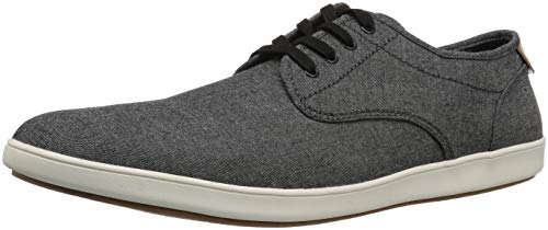 Steve Madden Men Fenta Sneaker Black Fabric