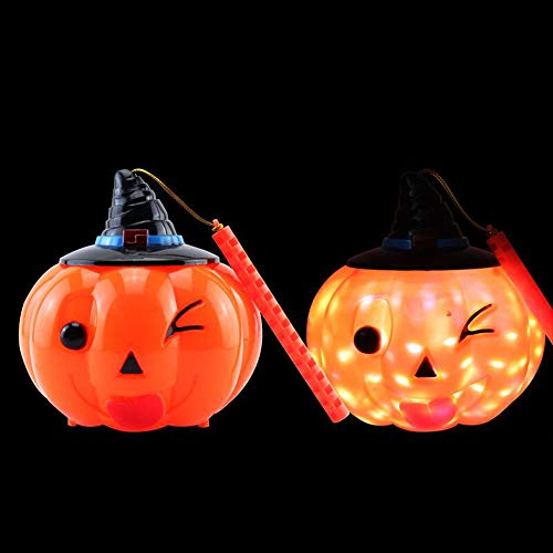 Halloween Decoration Props Ghosts Called Horror Hand Pumpkin Light Ghosts Kid