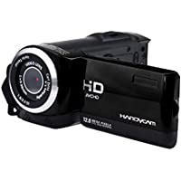 SANNYSIS 2.8 TFT LCD 16MP HD 720P Digital Video Recorder Camera 16x Digital ZOOM DV Black