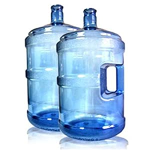 Aquaverve 5 Gallon Water Bottle - No BPA's - 1 Bottle