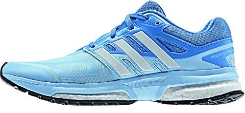 Adidas Response Boost Techfit Women's Zapatillas Para Correr morado