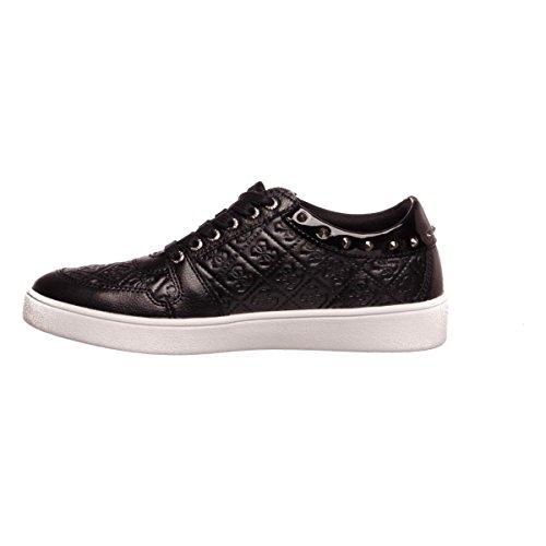 Guess Flgia3-pat12 - Zapatillas de Piel Lisa para mujer