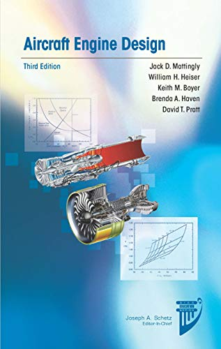 Aircraft Engine Design (Aiaa - Engine Aircraft