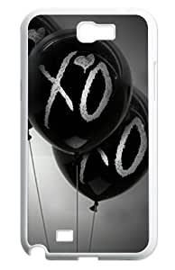 iPhone accessories Samsung Galaxy Note 2 N7100 Case The Weeknd XO Covers