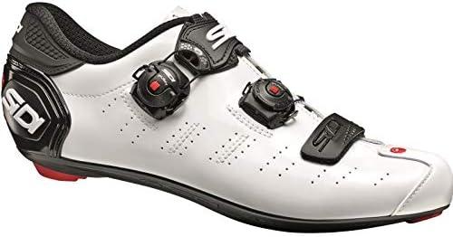 SIDI Ergo 5 - Zapatillas de Ciclismo para Hombre, Color Blanco y ...