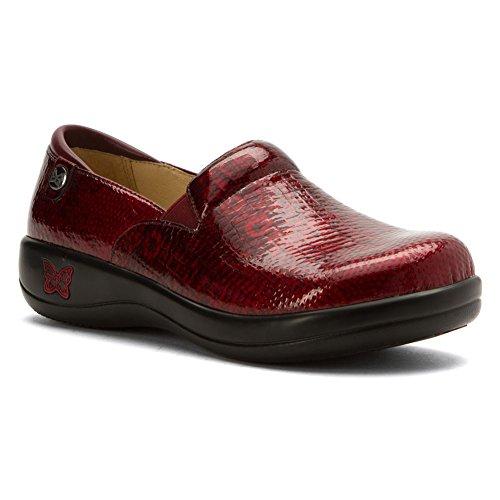 Women's Shoe Garnet Professional Snake Alegria Keli aHwT4qad