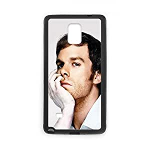 Dexter Samsung Galaxy Note 4 Cell Phone Case Black DIY present pjz003_6370195