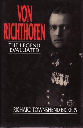 book cover of Von Richthofen