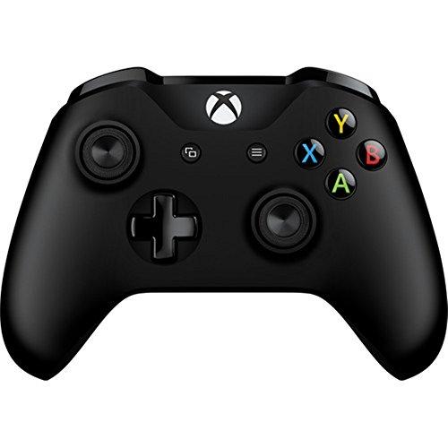 Xbox Wireless Controller - Black (Renewed) (Xbox Black Controller)