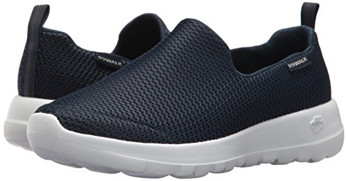 Skechers Performance Women's Go Walk Joy Walking Shoe,navy/white,5 W US by Skechers (Image #6)
