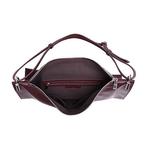 Dudu - Sac porté épaule - Marley - Bordeaux - Femme