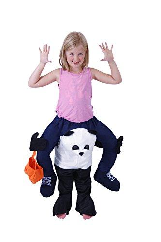 Piggyback Ride On Panda Youth Costume (Youth) ()