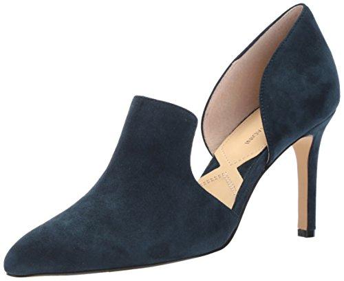 ADRIENNE VITTADINI Footwear Womens nicolo Pump Navy