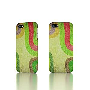 Apple iPhone 5 / 5S Case - The Best 3D Full Wrap iPhone Case - African Art