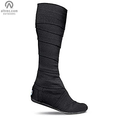 TOMS Shoes Womens Black Wrap Boot 10 B(M) US