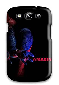 patience robinson's Shop Awesome Defender Tpu Hard Case Cover For Galaxy S3- The Amazing Spider-man 103