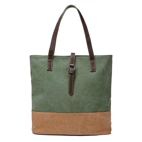 fanhappygo - Bolsa Mujer verde